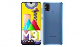 เปิดตัว Samsung Galaxy M31 Prime Edition สมาร์ทโฟนรุ่นพิเศษ เน้นคอนเทนต์จาก Amazon จุใจ