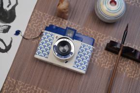 เปิดตัวกล้อง Diana F+ รุ่น Nami ที่ได้รับแรงบันดาลใจมากจากลวดลายสุดคลาสสิคของประเทศญี่ปุ่น!