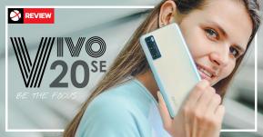 Review: Vivo V20SE มือถือกล้องสวยถ่าย Portrait ก็เริ่ด! ถ่ายภาพกลางคืนก็เจ๋ง! รุ่นเล็กทำได้ถึงขนาดนี้แล้ว!?