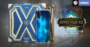 Unbox : แกะกล่องพรีวิว OPPO Find X2 League of Legends eSports: World 2020 Edition มีแค่ 3,000 เครื่อง พิเศษกว่าปกติยังไง มาดู !!