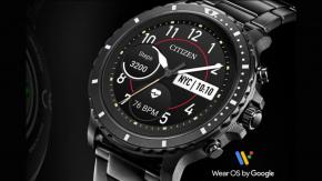 เปิดตัว Citizen CZ Smart นาฬิกาสมาร์ทวอทช์ Wear OS รุ่นแรกของแบรนด์นาฬิกาจากญี่ปุ่น