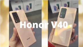 หลุดคลิป Honor V40 5G แบบ hands-on ชัดๆ ก่อนเปิดตัว 22 ม.ค. นี้