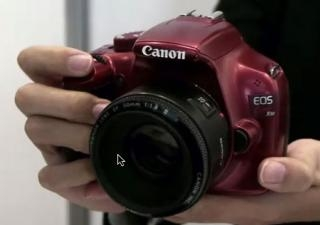 Camera: สีสันแห่ง DSLR - Canon 1100D Red Edition !!!