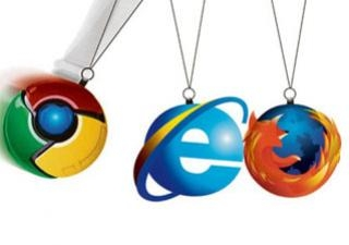 Download: เปรียบเทียบ IE9,Firefox4 และ Chrome10