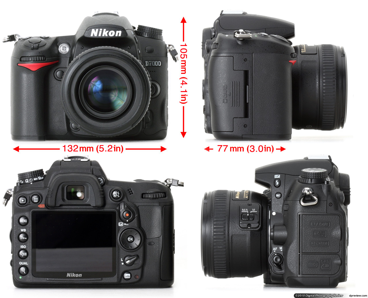 User' Preview] : Nikon D7000 - All New D90