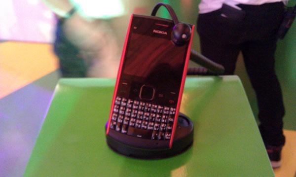 Nokia X2-QWERTY .