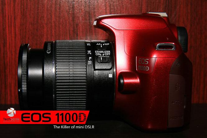 Full Review]: Canon EOS 1100D – The Killer of mini DSLR