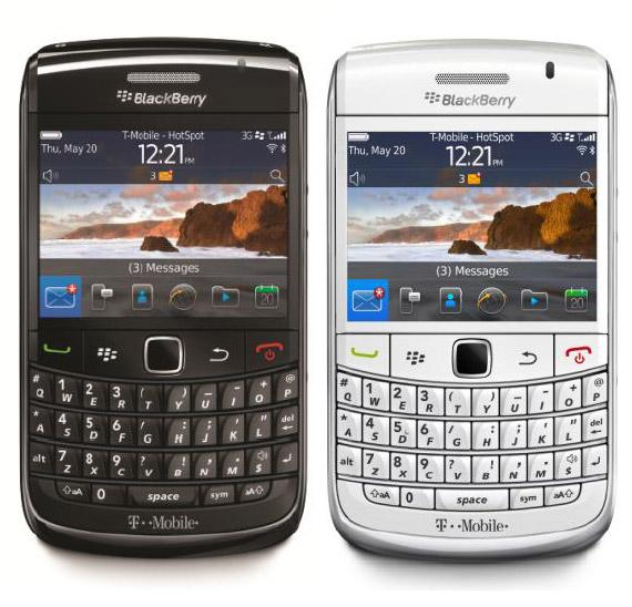 BB: BlackBerry Bold 9790