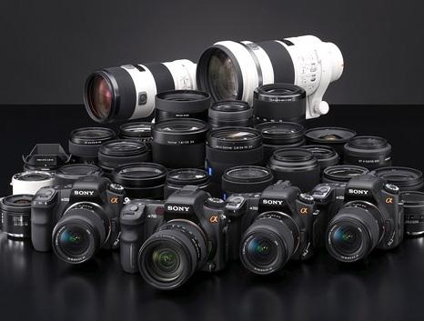 การเก็บรักษากล้อง DSLR